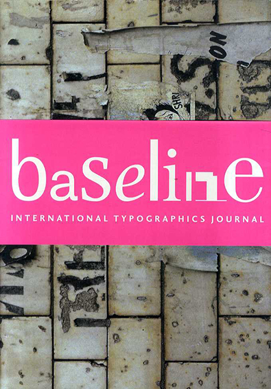 Baseline International Typographics Journal #20/