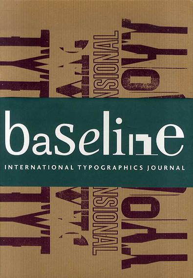 Baseline International Typographics Journal #22/