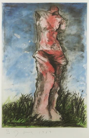The Albertina Venus/ジム・ダイン