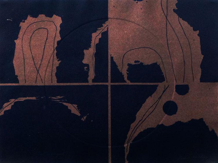Dusk In August From Portfolio Of Nine/ルイーズ・ネヴェルソン