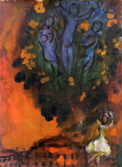マルク・シャガール Marc Chagall: Le Plafond de l'Opera de Paris/マルク・シャガール