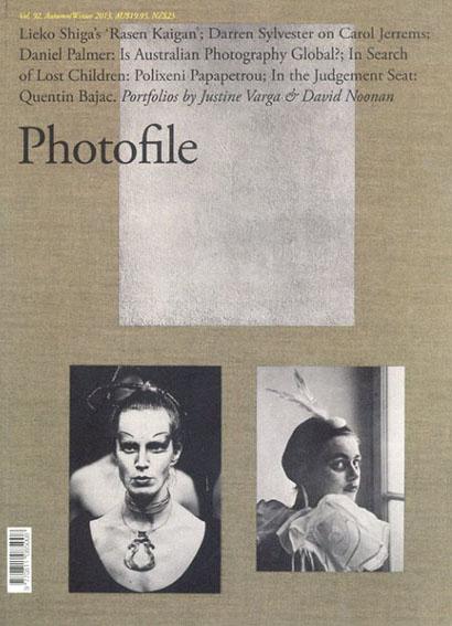 Photofile Vol.92 Autumn/Winter 2013/