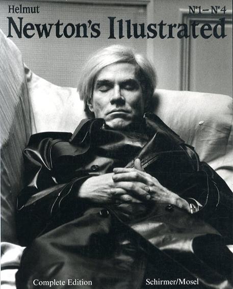 ヘルムート・ニュートン Helmut Newton's Illustrated/Helmut Newton