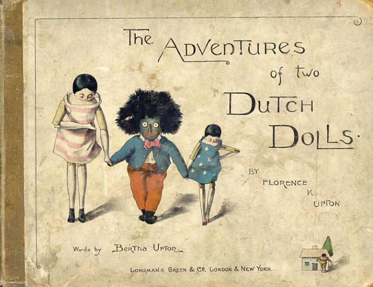 The Adventures of Two Dutch Dolls/Florence K.Upton/Bertha