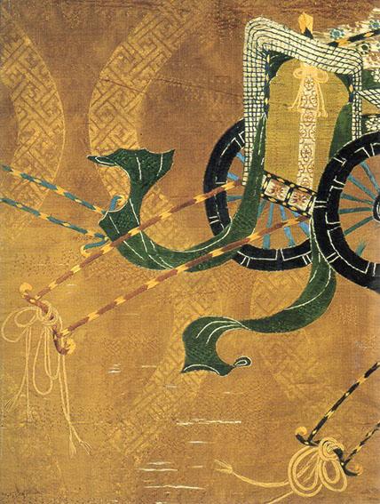 日本の刺繍 飛鳥時代から江戸時代まで/