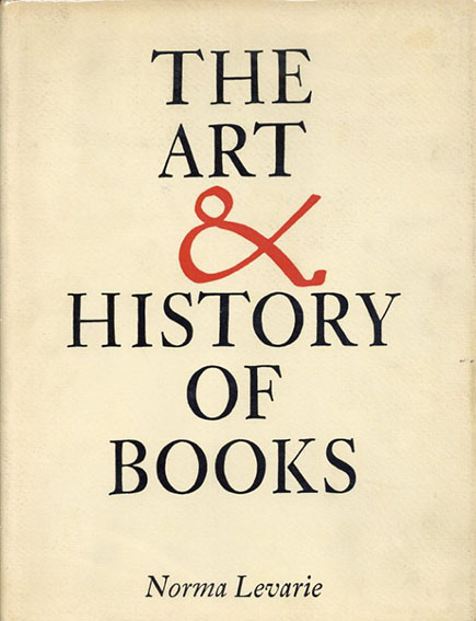 The Art & History of Books/