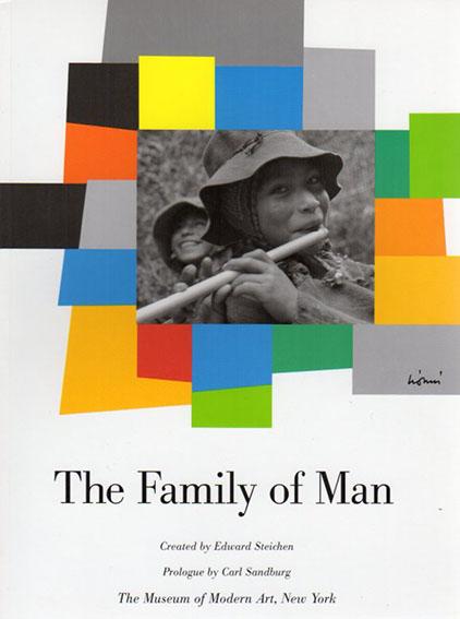 スタイケン 人間家族 The Family of Man/Edward Steichen/Carl Sandburg