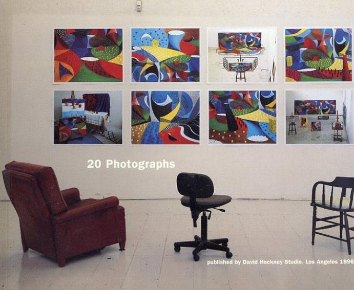 デイヴィッド・ホックニー: David Hockney 20 Photographs/