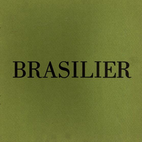 アンドレ・ブラジリエ展 1971/