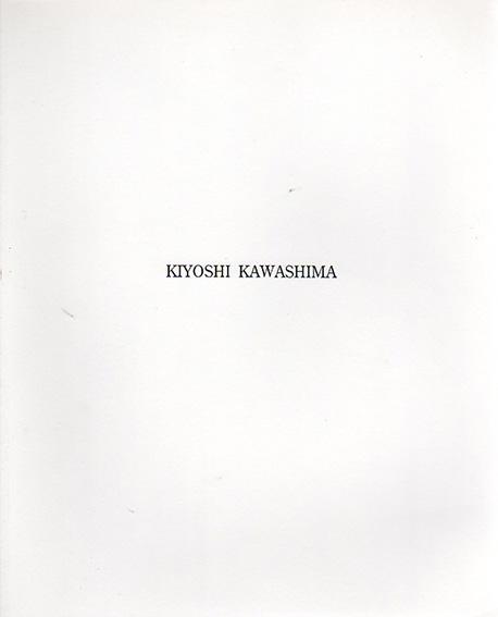 川島清展 2007-2008/