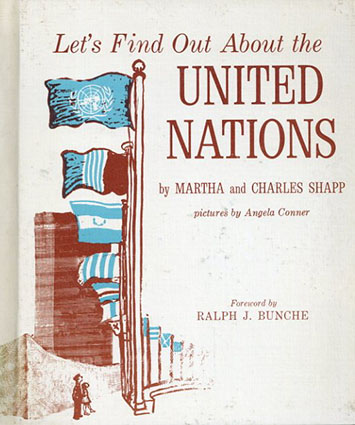 Let's Find Out About the United Nations(LET'S FIND OUT BOOKSシリーズ)/Martha and Charles Shapp/Ralph J.Bunche/Angela Conner