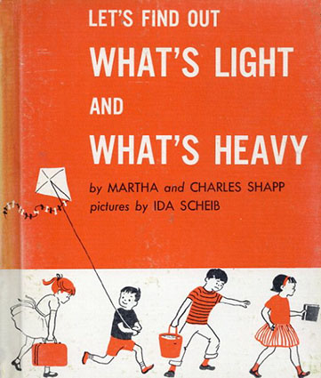 Let's Find Out What's Light and What's Heavy(LET'S FIND OUT BOOKSシリーズ)/Martha and Charles Shapp/Ida Scheib