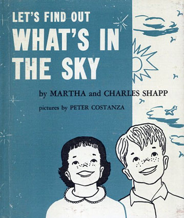 Let's Find Out What's in The Sky(LET'S FIND OUT BOOKSシリーズ)/Martha and Charles Shapp/Peter Costanza