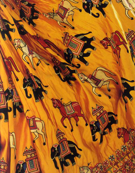 インド宮廷衣装 The Costumes of Royal India/