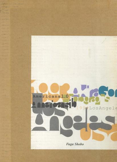 五味彬写真集 Americans1.0 1994LosAngels/五味彬