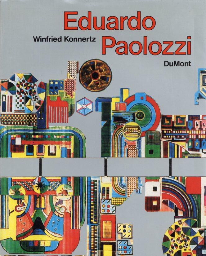 エドゥアルド・パオロッツィ Eduardo Paolozzi/Winfried Konnertz