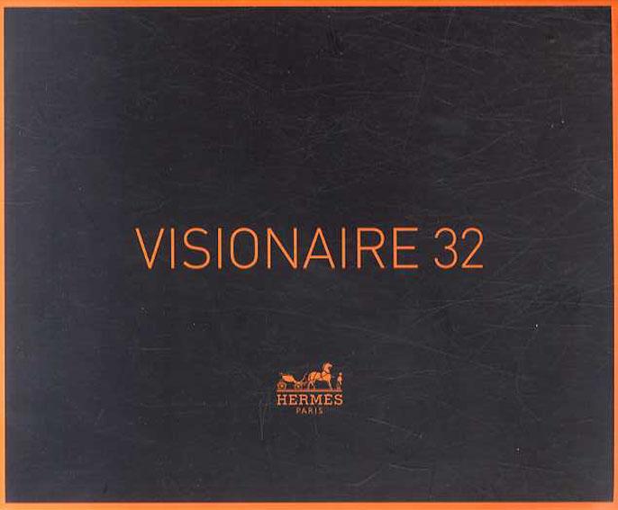 ヴィジョネア32 Visionaire32 Where/Hermes