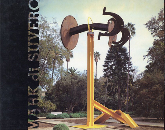 マーク・ディ・スヴェロ: Mark Di Suvero: Ivam Centre Julio Gonzalez, 16 Diciembre 1994 - 19 Marzo 1995/