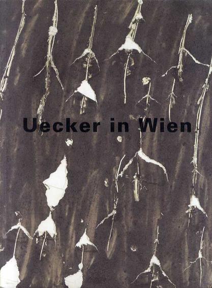 ギュンター・ユッカー Gunther Uecker: Uecker in Wien/Walter Storms