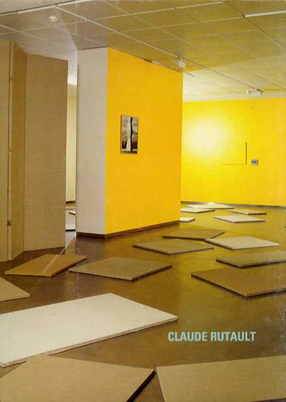 クロード・ルトー Claude Rutault/Claude Rutault