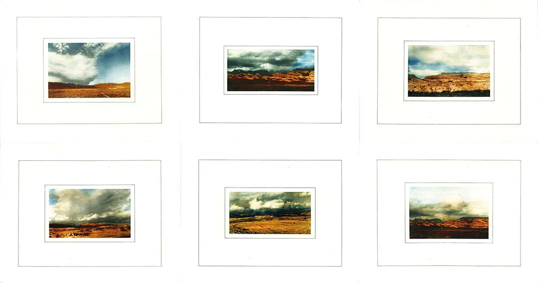 ゲルハルト・リヒター版画集「Kanarische Landschaften I(Canary Landscapes I)」/ゲルハルト・リヒター