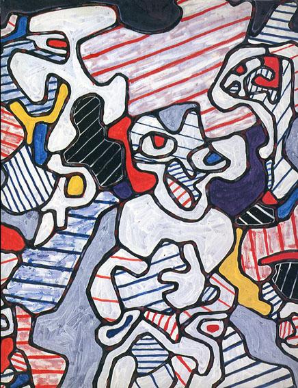 ジャン・デュビュッフェ展 Jean Dubuffet/