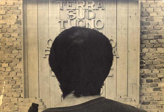 マリオ・チェロリ Mario Ceroli: Pesaro, dal 8 luglio al 30 settembre 1972/