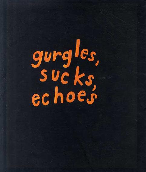 ロニ・ホーン Gurgles, Sucks, Echoes/Roni Horn