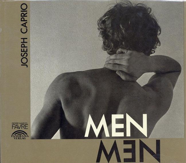 ジョセフ・カプリオ写真集 MEN/Joseph Caprio