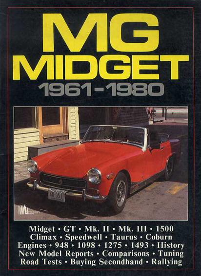 MG Midget, 1961-80/