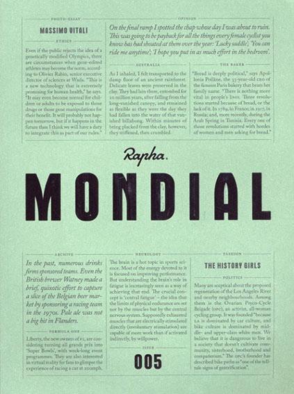 Rapha Mondial Magazine issue005/