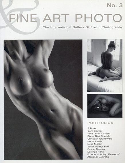 FINE ART PHOTO No. 3 Internationale Galerie Der Erotischen Fotografie/
