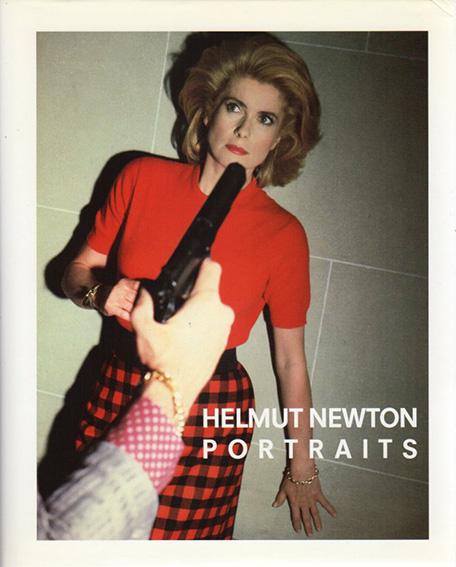 ヘルムート・ニュートン写真集 Portraits: Bilder aus Europa und Amerika/Helmut Newton
