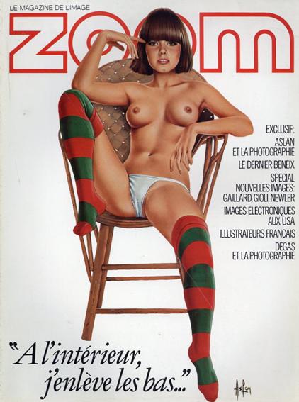 Zoom Le Magazine De L'Image No.98/表紙:Aslan