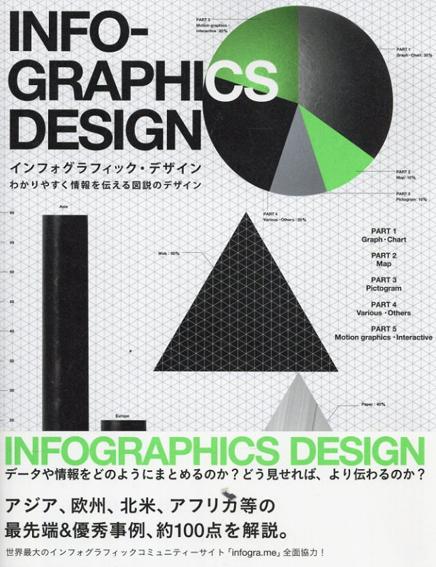 Infographics Design わかりやすく情報を伝える図説のデザイン/カーツメディアワークス編