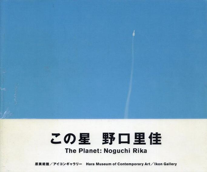 この星 The Planet: Noguchi Rika/野口里佳