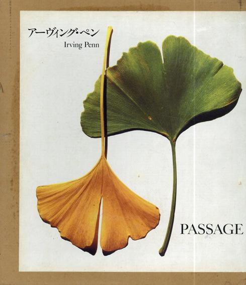 アーヴィング・ペン写真集 Irving Penn: Passage/Irving Penn 木下哲夫訳