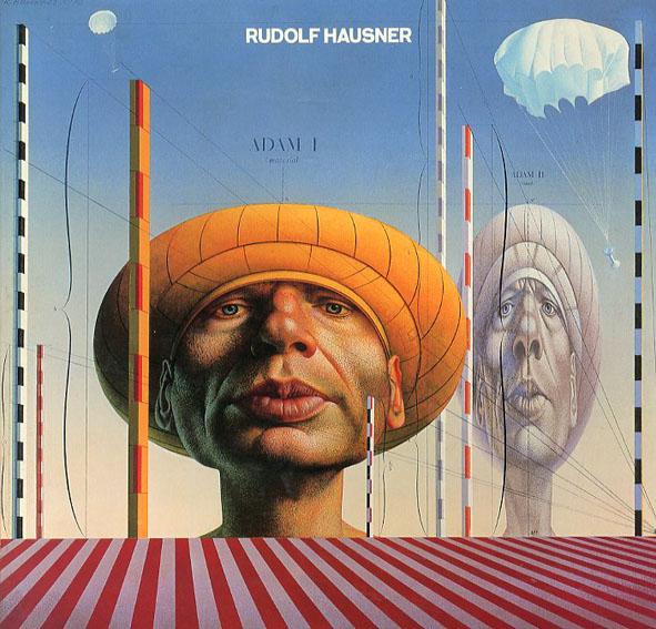 ルドルフ・ハウズナー展 Rudolf Hausner/
