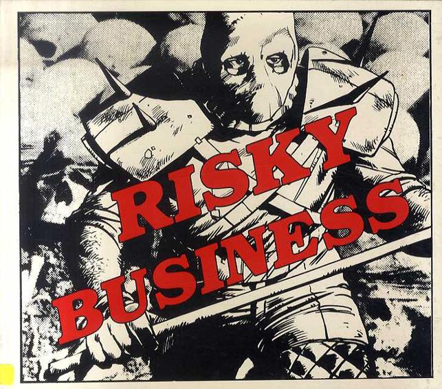 ジェリー・カーンズ Jerry Kearns: Risky Business/ジェリー・カーンズ