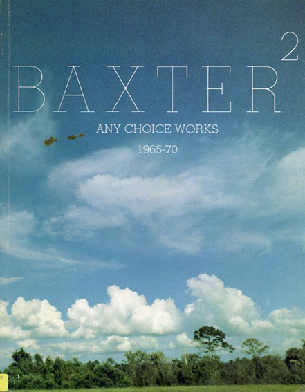 Baxter 2: Any Choice Works 1965-70/