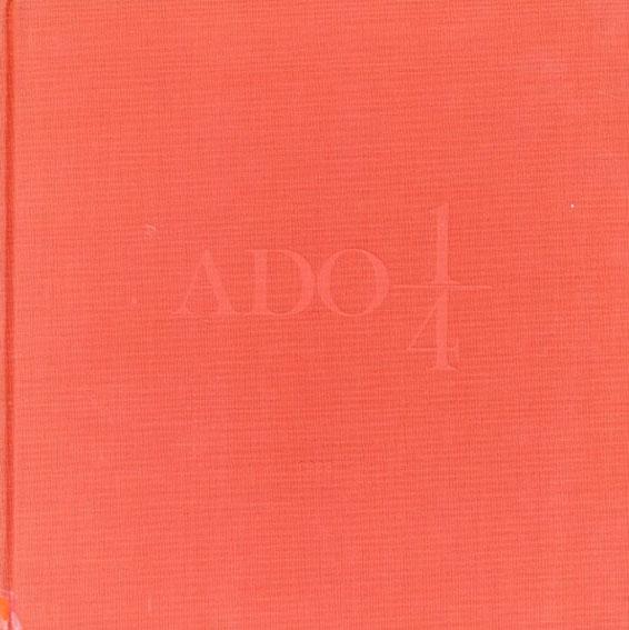 ADO 1/4 (Un Quart D'Ado)/佐藤亜土