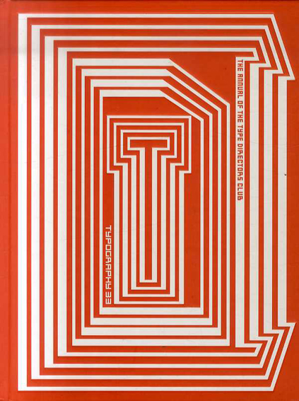 Typography 33/Type Directors Club