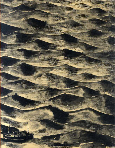 Alberto Savinio: The Departure of the Argonaut/Francesco Clemente フランチェスコ・クレメンテ画