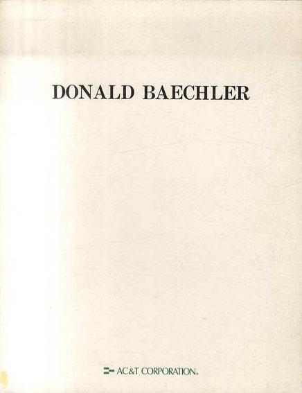 ドナルド・バチュラー Donald Baechler New Prints 1990/