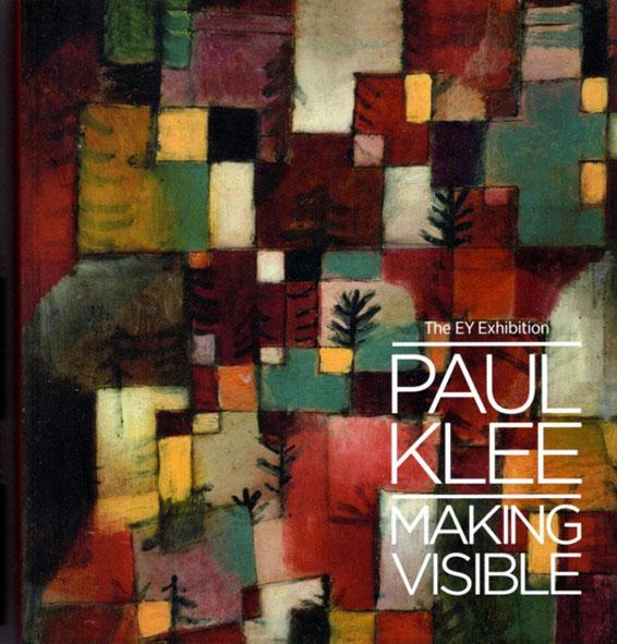 パウル・クレー Paul Klee: Making Visible/Matthew Gale編