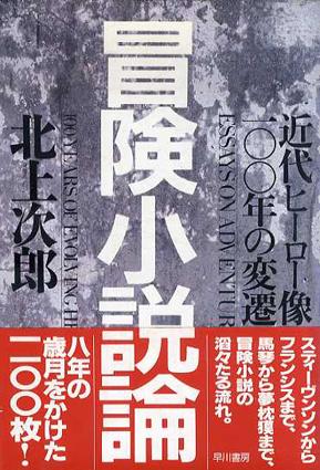 冒険小説論 近代ヒーロー像100年の変遷/北上次郎