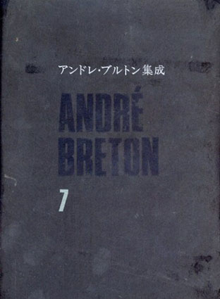 アンドレ・ブルトン集成7 野をひらく鍵/アンドレ・ブルトン 粟津則雄訳