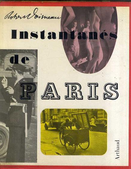 ロベール・ドアノー 写真集 Robert Doisneau: Instantanes de Paris/
