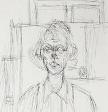 アルベルト・ジャコメッティ/Alberto Giacometti