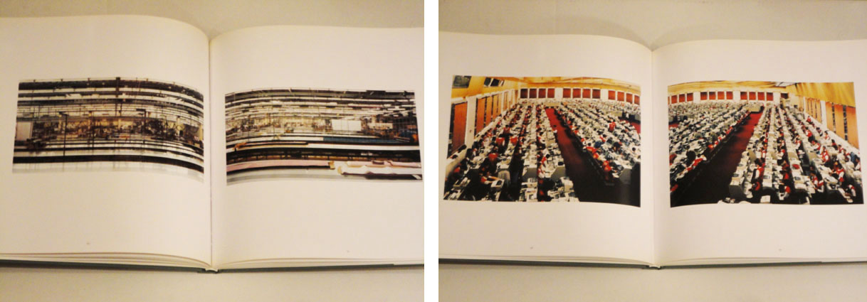 アンドレアス・グルスキー写真集 Andreas Gursky: Photographs from 1984 to the Present